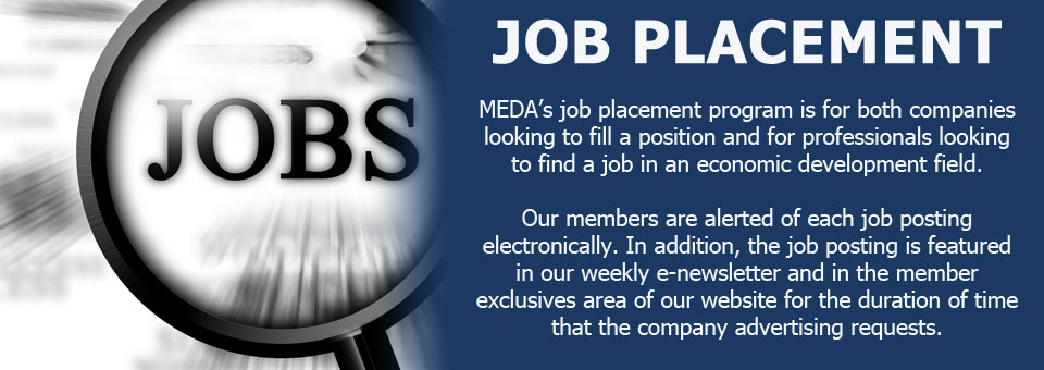 MEDA Job Placement